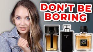 TOP 8 'DESIGNER' men's fragrances 💋 that DON'T SMELL LIKE AN AVERAGE JOE