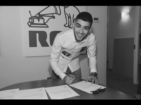 Zayn Malik Signs Solo Deal With RCA Records!
