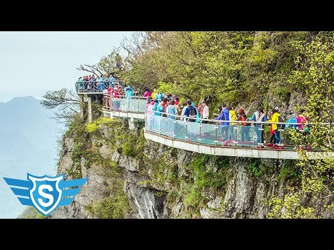 Mesta Koja Posećuju Najhrabriji Turisti