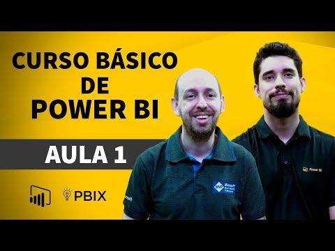 Curso Básico De Power BI - Aula 01
