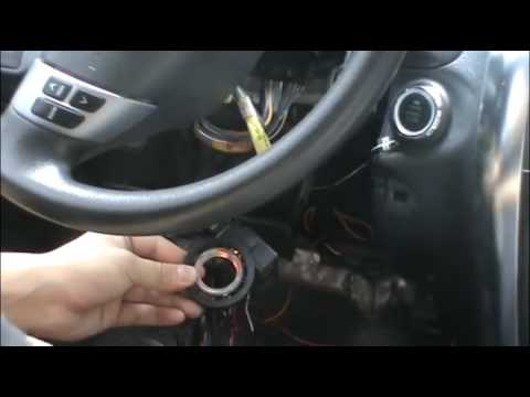 how to bypass original car chip key immobilizer signal method