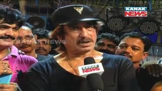 Shakti Kapoor Busy In Jatra Rehearsal