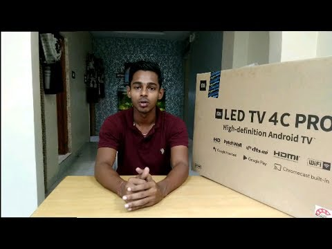 Xiaomi Mi led tv 4c pro 32 inch unboxing, review and comparison with Mi led tv 4a 32 inch🔥🔥