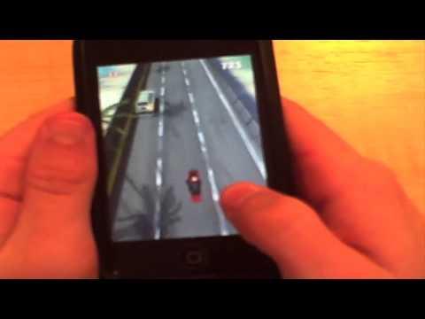 Lane Splitter iPhone app developed by fractiv, LLC