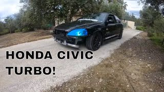 Civic 508 hp full éthanol