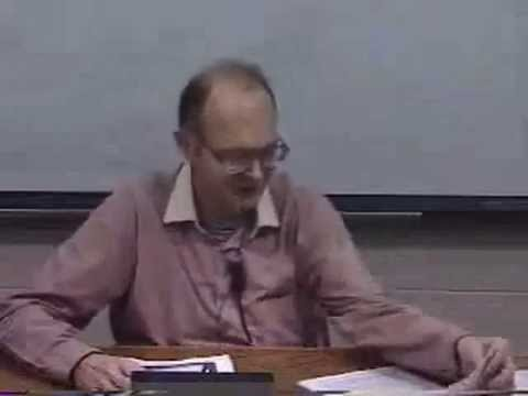 Stanford Lecture: Mathematical Writing - Minicourse on technical writing (1)