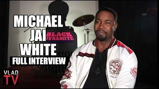 Michael Jai White on Blood & Bone, Kimbo Slice, Fake Shaolin Monks, Rick James (Full Interview)