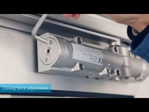 ASSA ABLOY Door Closers Adjustments