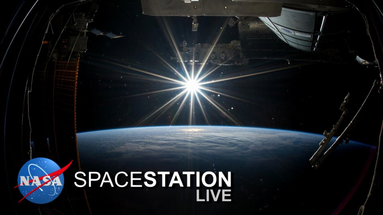 Space Station Live Nasa Tv Going Uhd Youtube