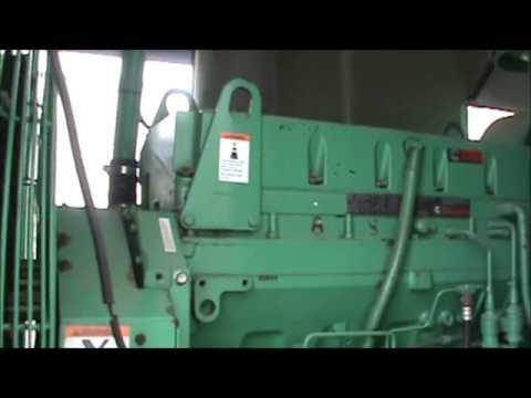 Cummins 250 Kw Diesel Generator Set Youtube