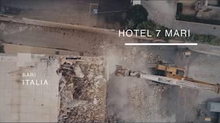 Colasanto Demolizioni srl - Demolizione Hotel7Mari BA