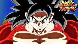 NEW XENO SSJ4 VEGITO & NEW BROLY TRAILER! Super Dragon Ball Heroes Universe Mission 5 Trailer