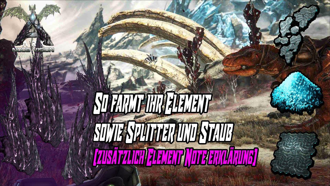 Ark Element Splitter