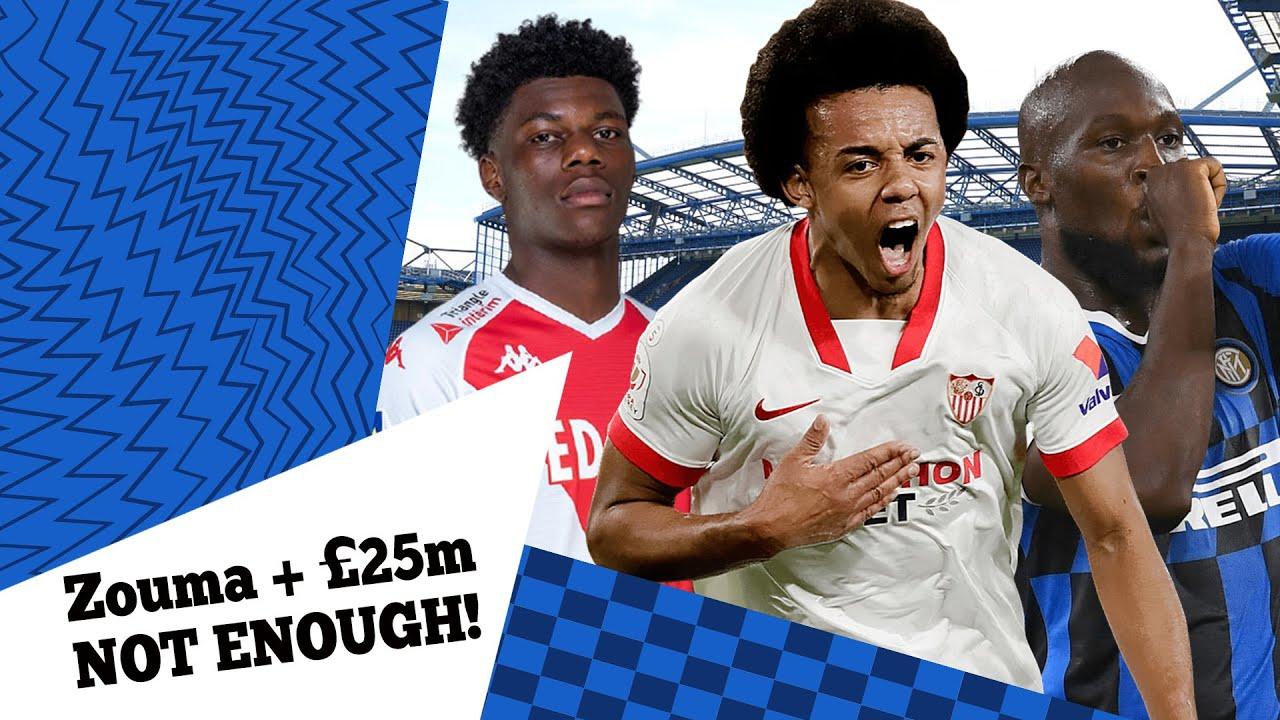 BREAKING! £25M + Zouma Not Enough For Jules Kounde! Chelsea Transfer News!