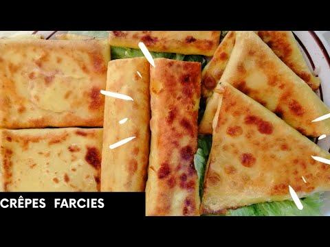 recette-facile-de-crÊpes-farcies-au-thon,-fromage-et-À-la-sauce-bÉchamel