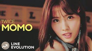 TWICE - MOMO (Line Evolution) - Stafaband