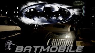 The Batman Batmobile(GTA IV Mod)