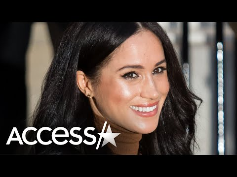 Meghan Markle Signs Voiceover Deal With Disney After Stepping Back From Royal Duties (Report)