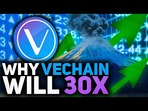 VECHAIN HINTING AT $5 SOON –  VET News Today & Price Prediction 2021