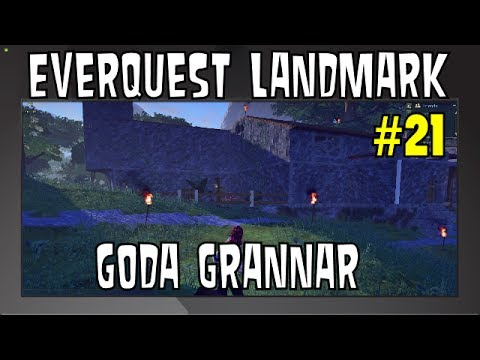 Everquest Landmark #21 Goda grannar med SweDuck