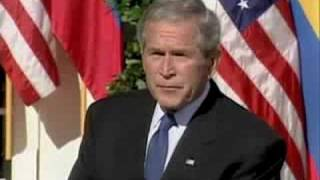 Ivan Canas: As predicted George W. Bush has destroyed the USA. We are witnessing the fall of the US. Please read the more
