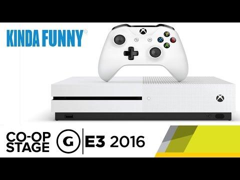 Aaron Greenberg Talks About The Future of Xbox - Kinda Funny x GameSpot E3 2016 Live Show