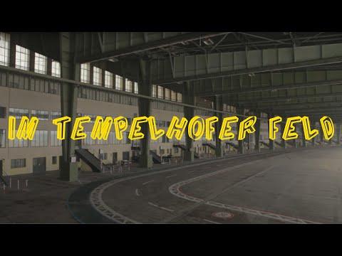 Inside Tempelhof Airport Berlin: Im Tempelhof Flughafen Berlin