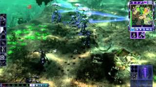 Let´s Play C&C 3 Tiberium Wars [SCRIN] #4 P2/2 - Brückenkopf 19 - [Deutsch][HD][FINALE]