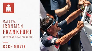 Mainova IRONMAN European Championship Frankfurt 2019 Race Movie