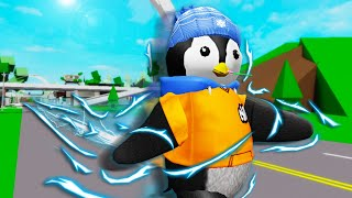 His Best Friend Became A Superhero! A Roblox Movie (Brookhaven RP)