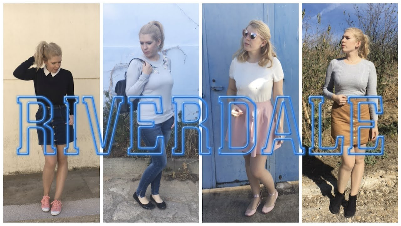 Riverdale Betty Cooper Lookbook Youtube