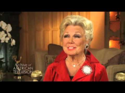 Mitzi Gaynor on her early career  - EMMYTVLEGENDS.ORG