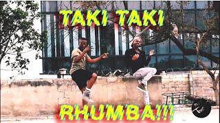 DJ Snake - Taki Taki ft. Selena Gomez, Ozuna, Cardi B - Dance Choreography by Chaka & Emob