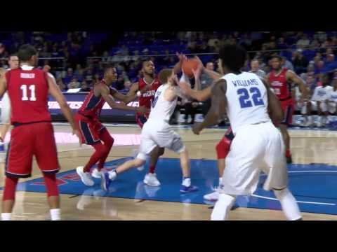 @MT_MBB vs FAU Highlights Senior Day
