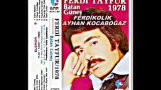 Ferdi Tayfur Batan Güneş Full Albüm Şarkıları