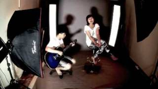 Dewiq - Lebih Darimu (cover by hasby & Ocha)