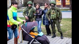 За Крым Своих не бросаем RUSSIAN ARMY IN CRIMEA COMPILATION