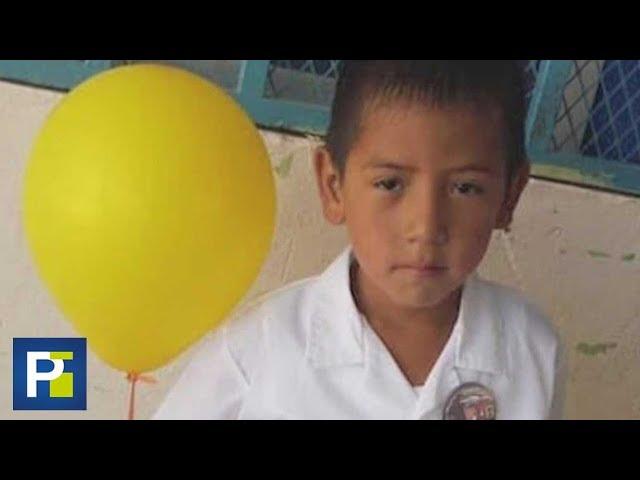 Con una bolsa en la cabeza, así hallaron el cadáver de un niño desaparecido en México