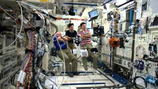 Johnson Space Center 2015 Highlights