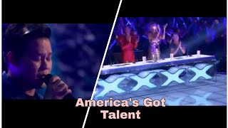 Final Performance of Marcelito Pomoy Beauty and The Beast America&#39s Got Talent