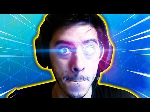 JOGUEI DE EYE TRACKER E É BIZARRO! - Fortnite