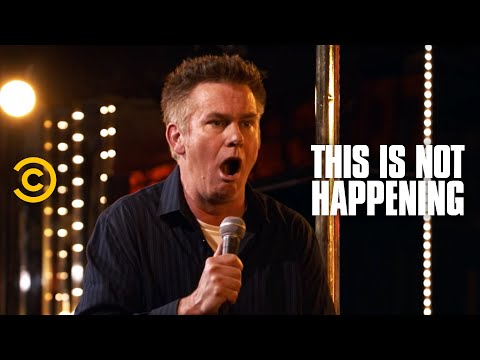 This Is Not Happening - Brian Regan - Boo Sailboat