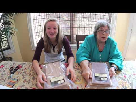 Unboxing Veneer with My Grandma