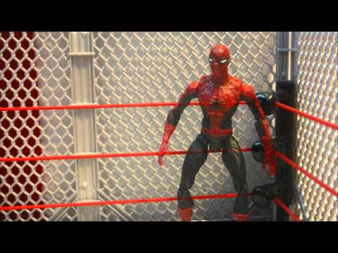 Spiderman Turn Off The Dark Promo (Stop Motion)