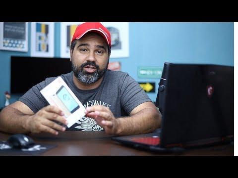 Mi A1 Android puro da Xiaomi - Unboxing e Primeiras impressões