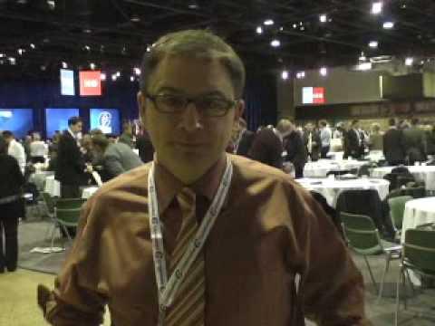 Brad Lavigne at the CPC Convention