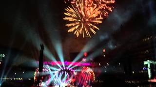 Grateful Dead - Fare Thee Well - July 4 2015 Chicago - Clips Full Fireworks