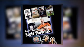 Episode 87: Local Author! Special Guest, Scott Stevens!