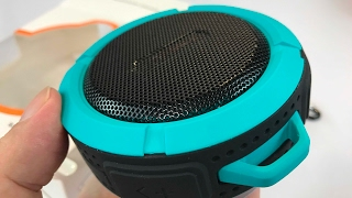 Fenix Portable Wireless Waterproof Bluetooth 3.0 5W Speaker with Built in Mic and Suction Cup review