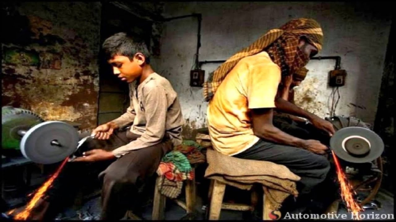 Stop Child Labour System - YouTube